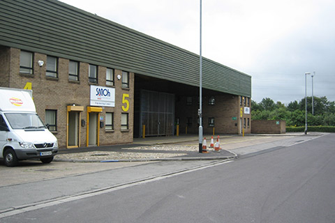 Point Four Industrial Estate
